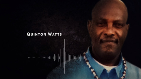 In his own words: What Quinton Watts remembers about the bus crash