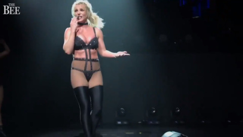Britney Spears tells audience she has 102 degree fever during 2018 concert