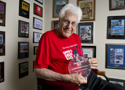 A look back at Eppie's legacy as the Great Race comes to an end