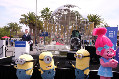 See the show: Governor fully opens California economy, hands out vaccine money