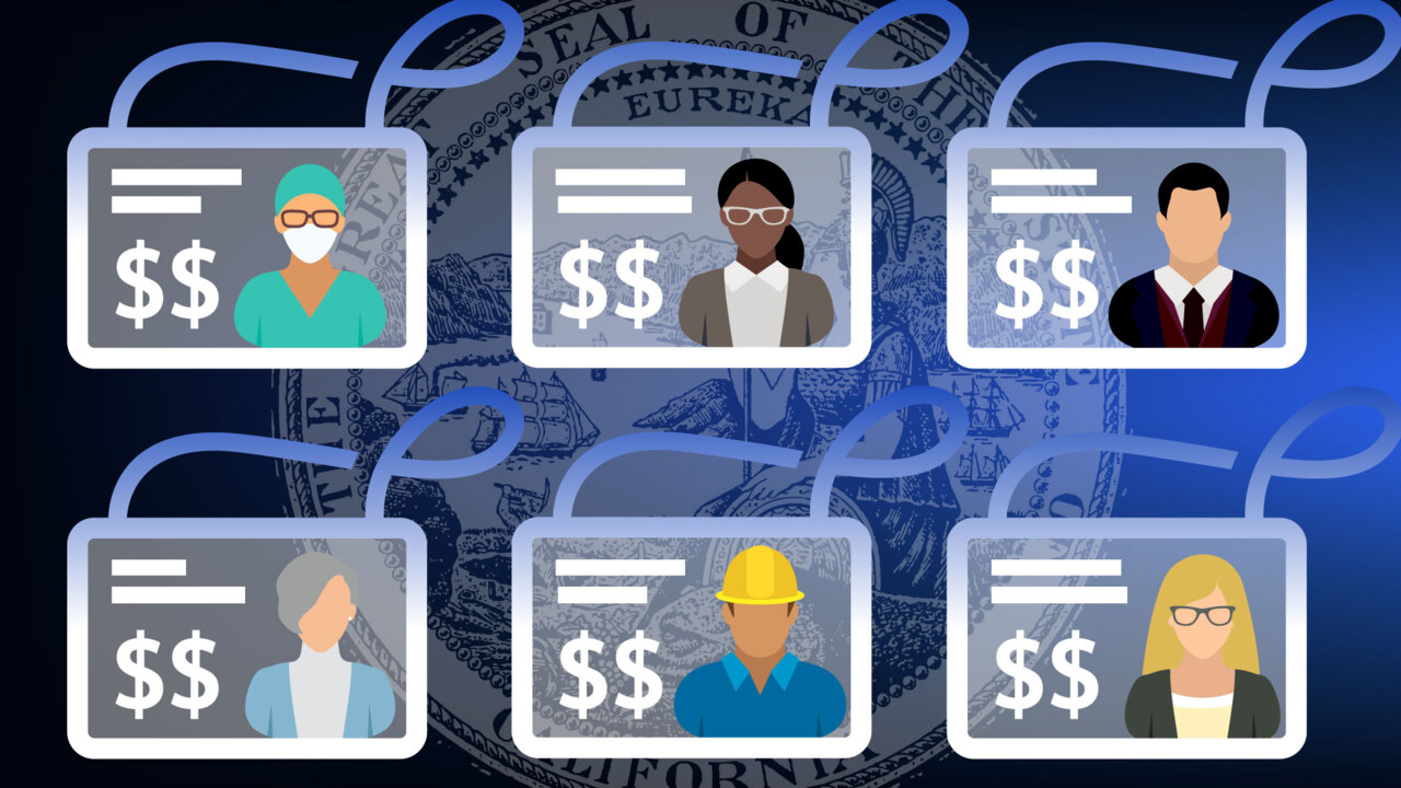 Updated: Search our salary database of California state workers