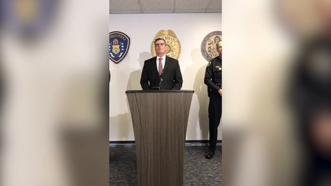Sand Diego police give an update on the family murder-suicide