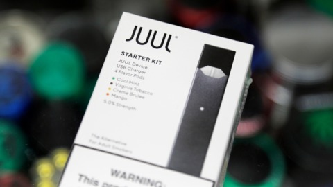 California sues vaping powerhouse JUUL, alleging it caused a 'public health epidemic'