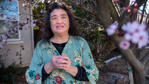 She's been in Yolo County for years. Then COVID hit — and the anti-Asian racism started