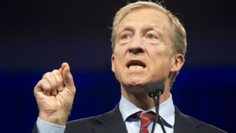Who is Tom Steyer? Five things to know as he runs for president