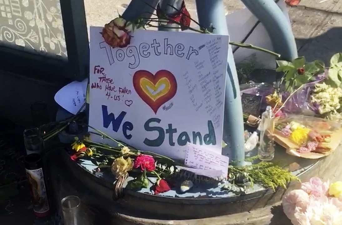 In Portland, two heroes died standing up to racism