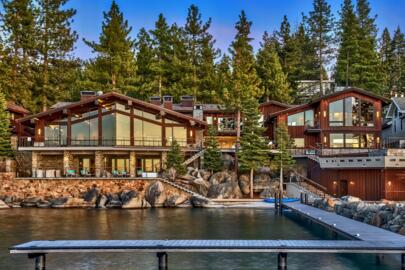 Check out casino king's Lake Tahoe estate where Rat Pack partied