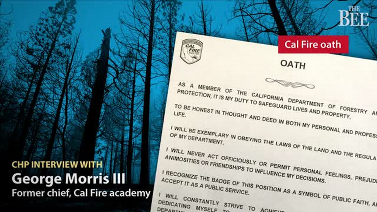 How Cal Fire Academy chief emerged from scandal unscathed