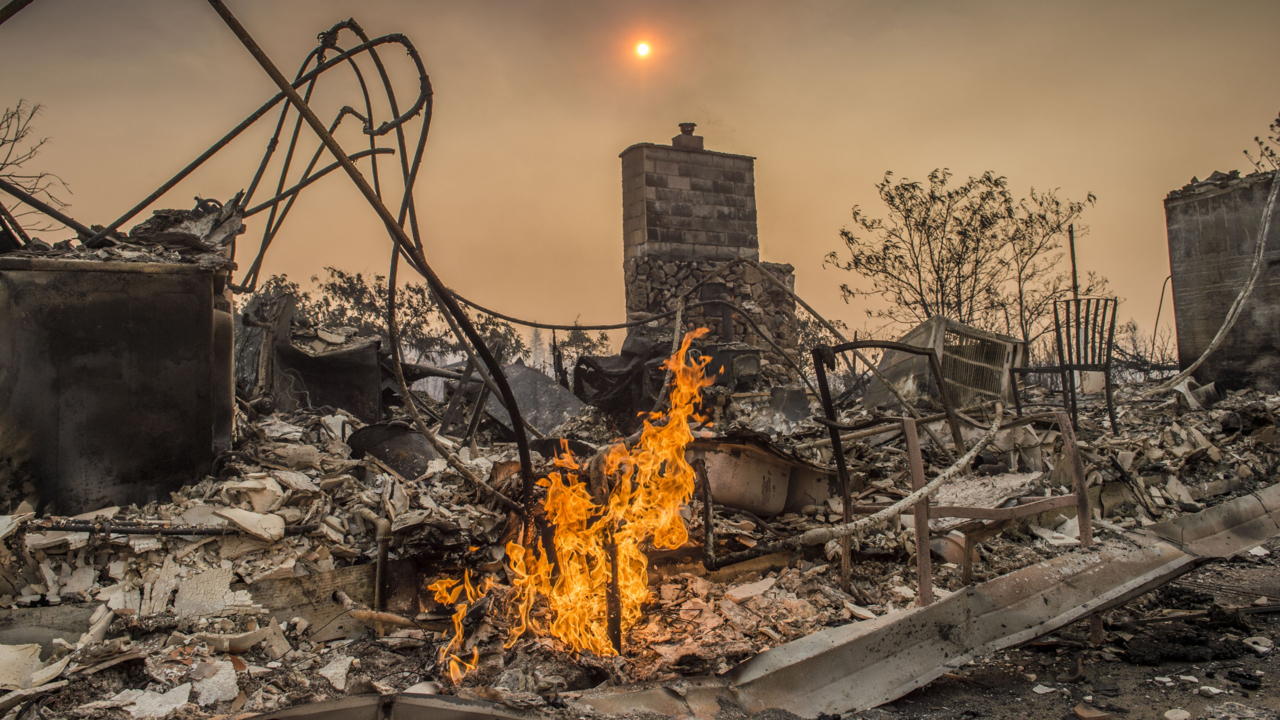 California spent a quarter of firefighting budget in July | The ...