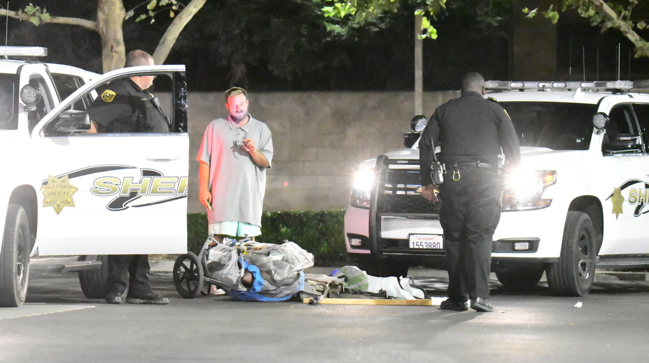 Yolo County says deputies acted 'in good faith' when they dumped homeless man in Sacramento