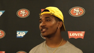 49ers CB Witherspoon on idol Richard Sherman: 'We understand each other on a different level'
