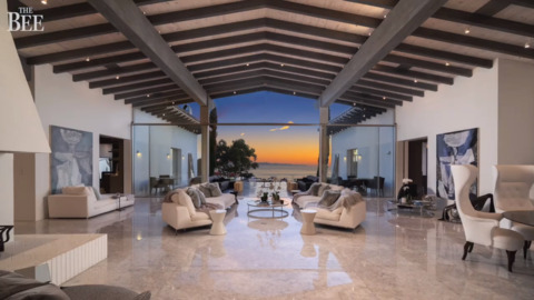 Check out stunning, Wallace Neff-designed seaside mansion in Santa Barbara