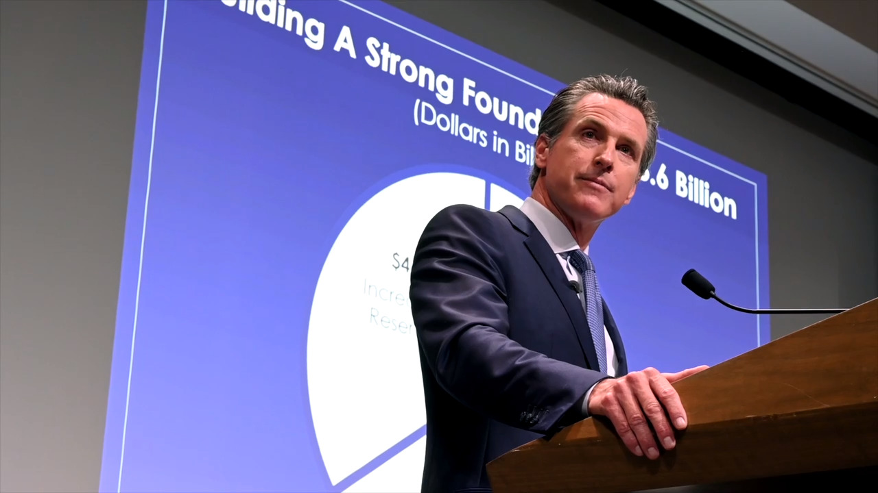 Newsom said he was a health care champion. But this action says otherwise