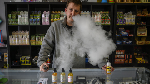 How this smoke shop owner proposes to stop teen smoking