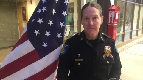 Openly LGBTQ police captain to march at Sacramento Pride 2019
