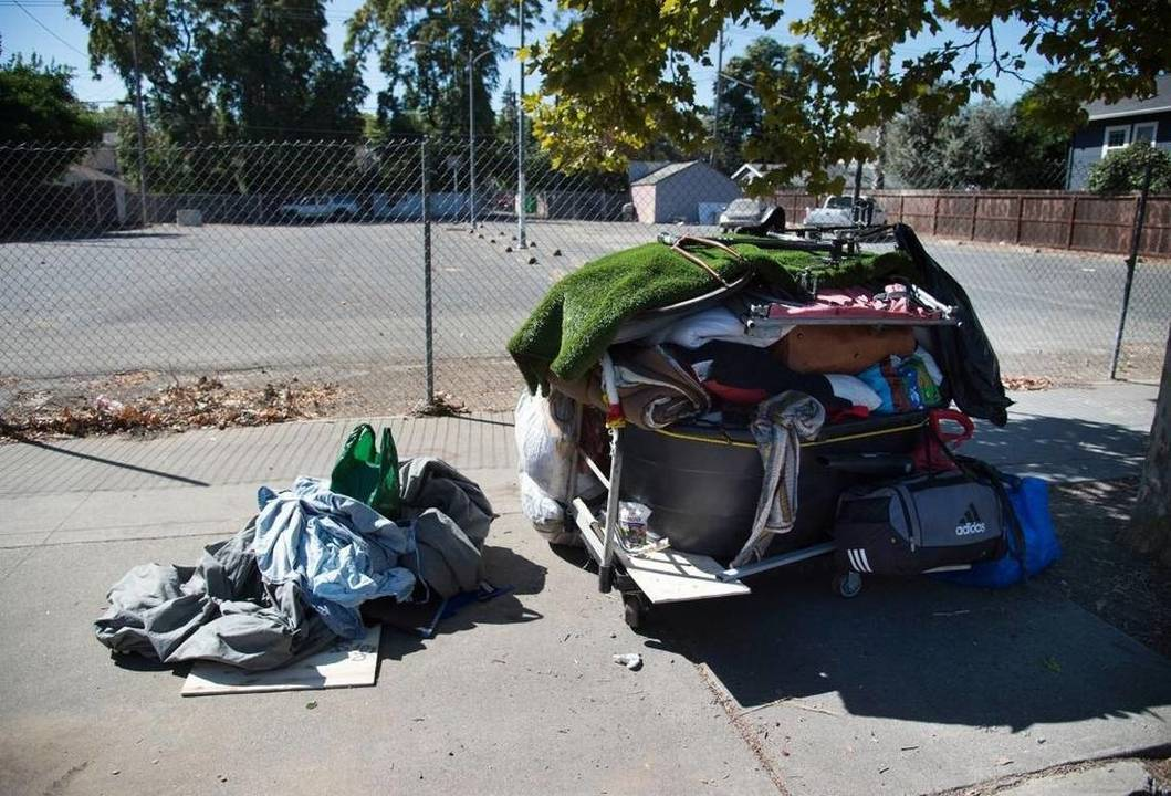 Trump sees 'liberal policies' fueling California homeless crisis. What can he do about it?
