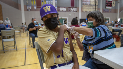 'They know the impact of the pandemic.' See teens 12-15 get their COVID shot in Natomas