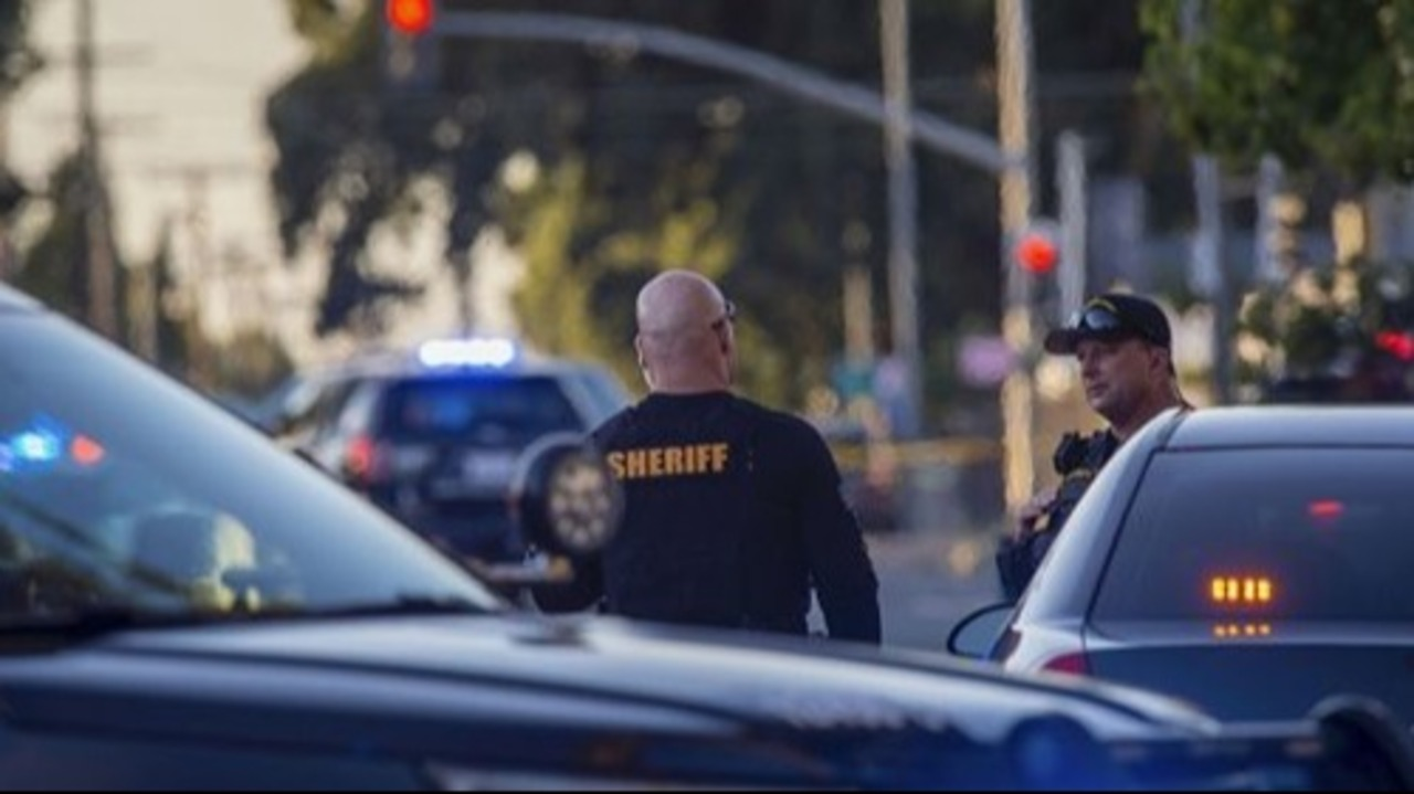 Sacramento CA officer killed in shooting