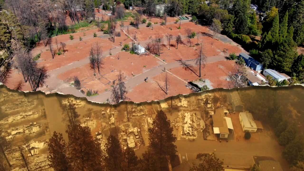 'Just like Paradise.' Why California isn't safer a year after the Camp Fire