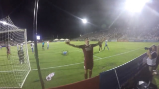 This goal by Jesuit graduate Cameron Iwasa made Sacramento Republic FC history