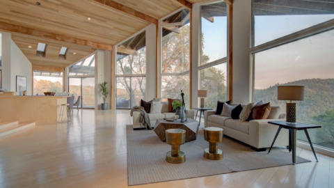 Designed by a top modernist architect, Auburn home with views listed at $1.4 million