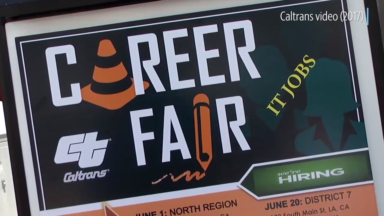 Caltrans quickly hiring for jobs after gas tax, retirements