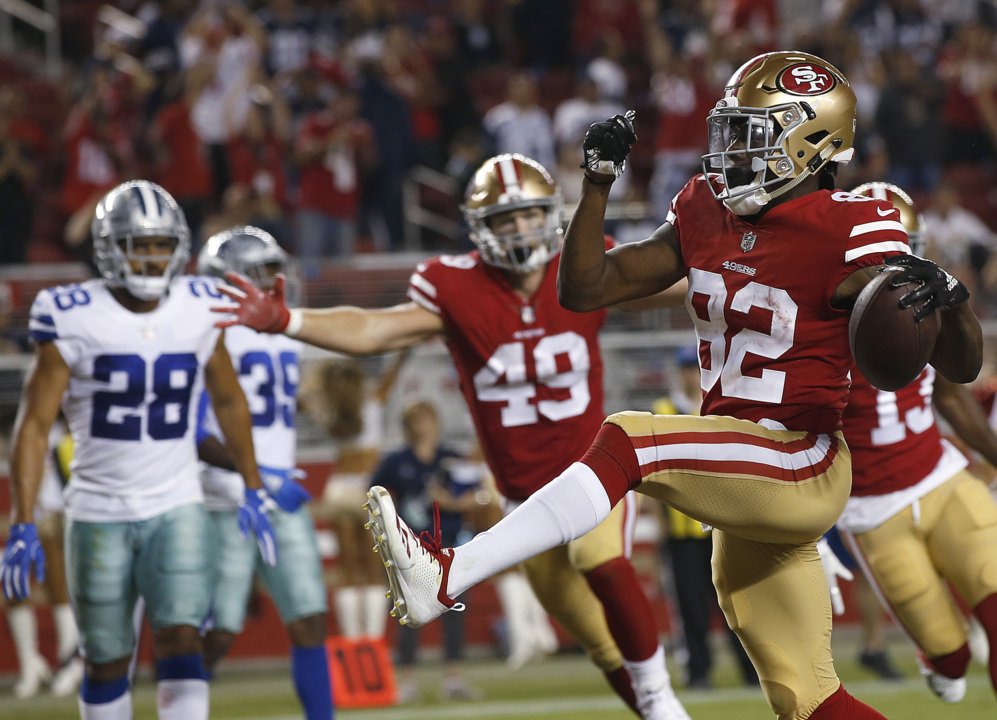 c6ff90164 San Francisco 49ers 53-man roster announced  Breaking it down