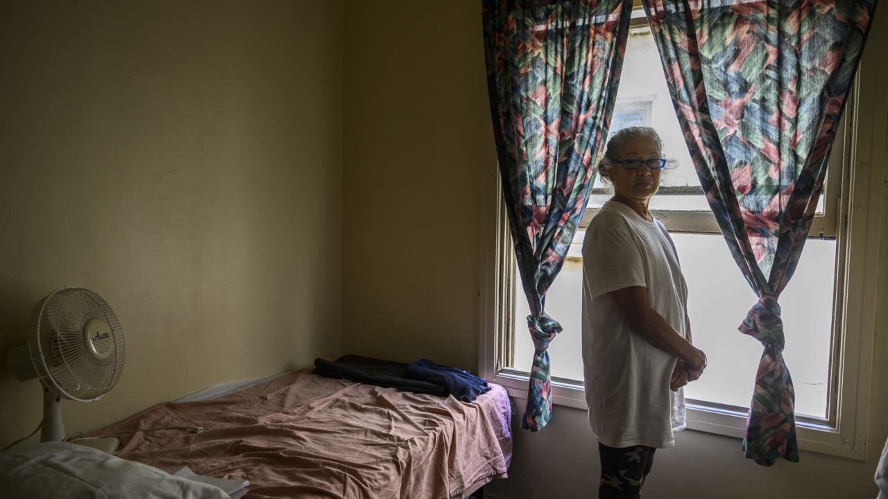 Homeless begin moving into downtown Sacramento hotel. Have conditions improved?