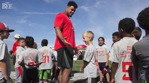 COVID Update: Hear Arik Armstead lend support to return of youth sports