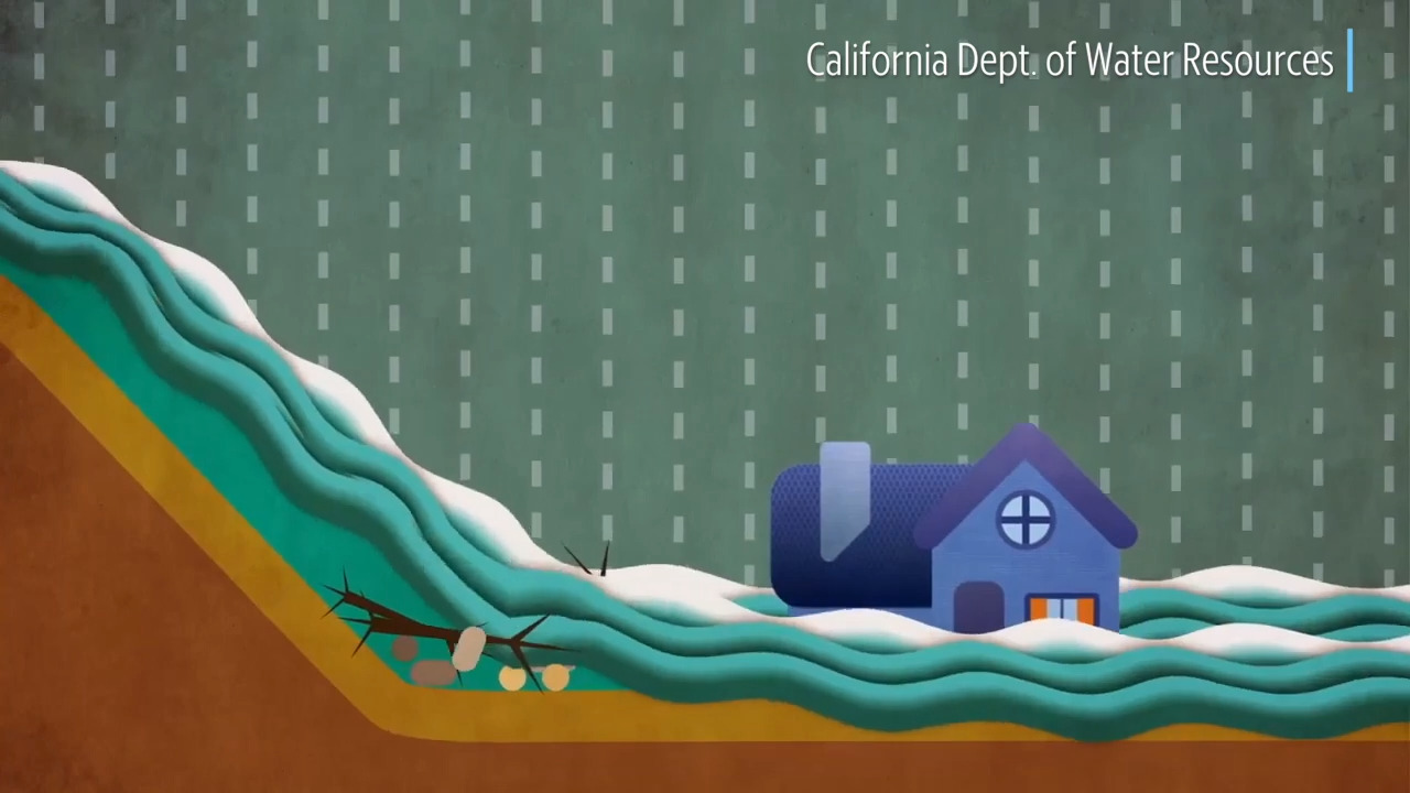Heres What Happened After California >> Here S Why Flooding Happens After A Major Wildfire Like Camp Fire In