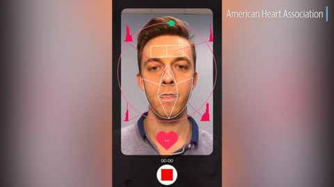 Watch how a selfie video could one day measure your blood pressure