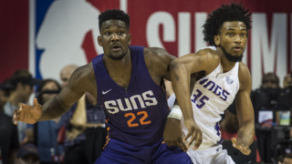 Kings' Bagley III, Suns' Ayton on their Summer League game