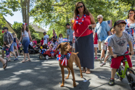 Fourth of July Parade draws a crowd at its 88th annual celebration in East Sacramento