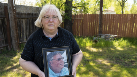 'A huge loss.' Her husband was killed in knife attack. Why she's suing Sacramento County