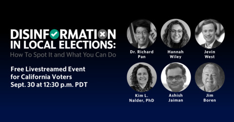 How to spot disinformation in U.S. and California elections: A Guide