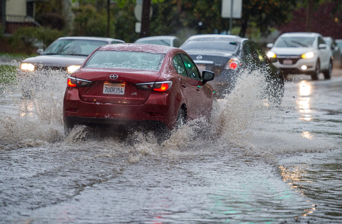 Never mind those earthquakes: Atmospheric rivers could put Sacramento 30 feet under water