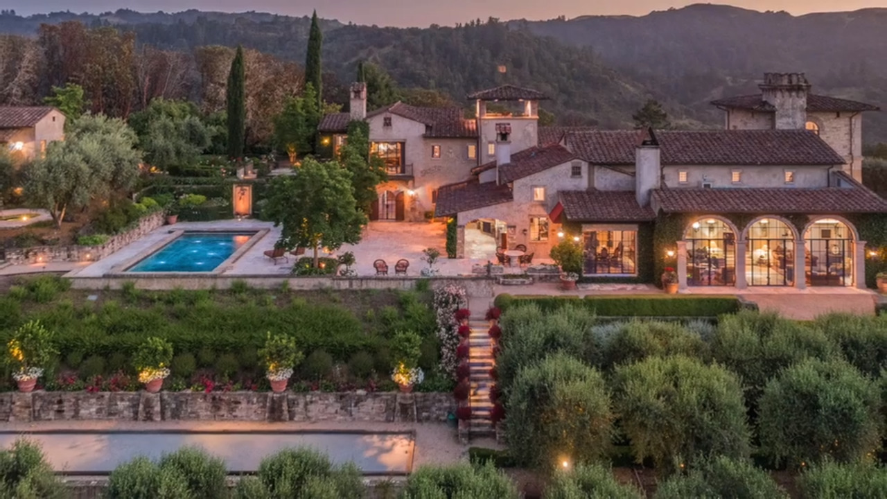 Will buyer come off sidelines to buy Joe Montana's California estate at $24.5M? See it