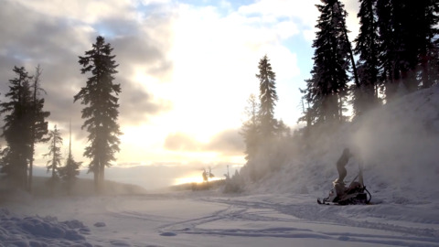 This is what goes into snowmaking operations at a Lake Tahoe resort