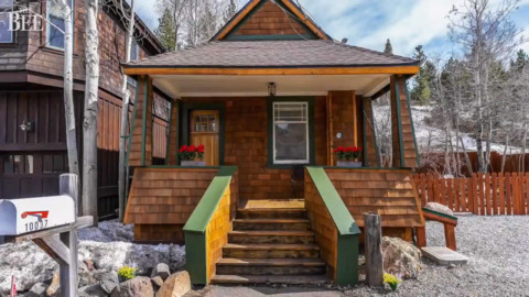 Want to own unique piece of Truckee history? Restored 1880s home listed at $1 million