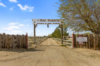 Famous Roy Rogers ranch in Victorville for sale at $3.7 million. See the property