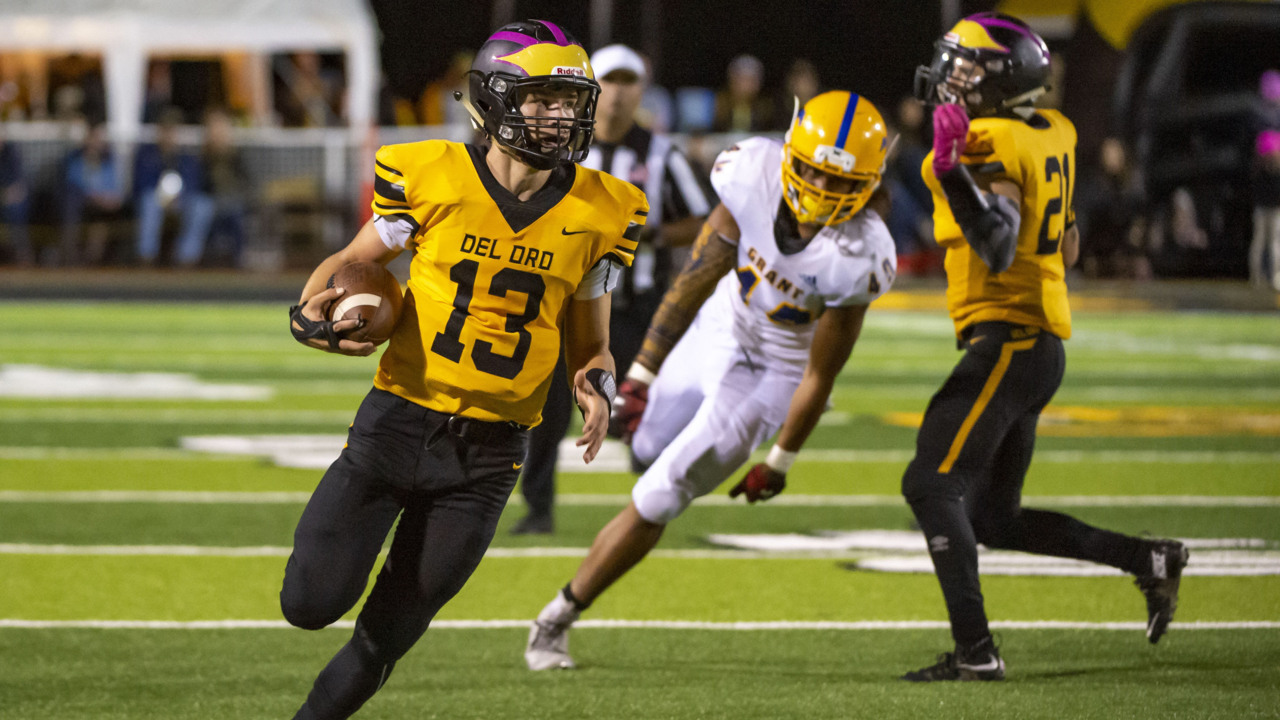 Grant ponders 'rock bottom' after Del Oro pounds to another SFL victory