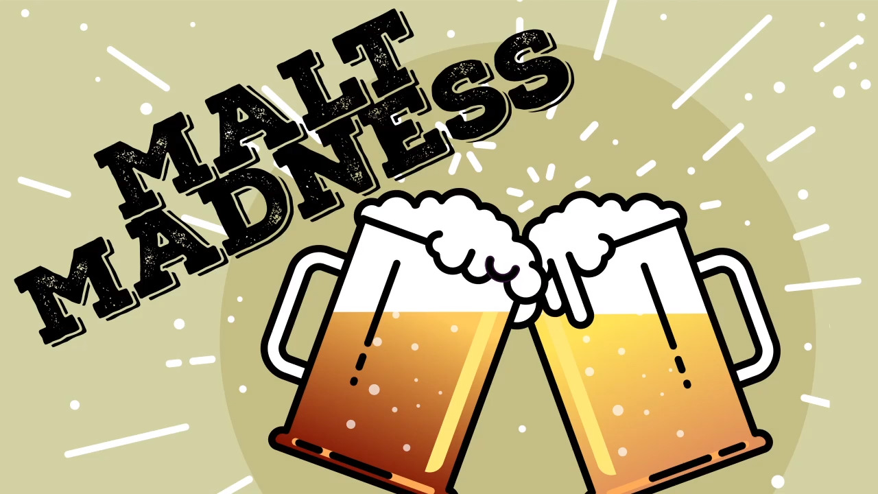 Hops or hoops? Why not both? Vote in our Malt Madness beer