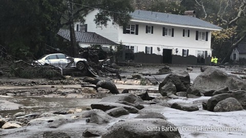 'Fire-floods' are the new threat in California disasters. Where will they strike next?