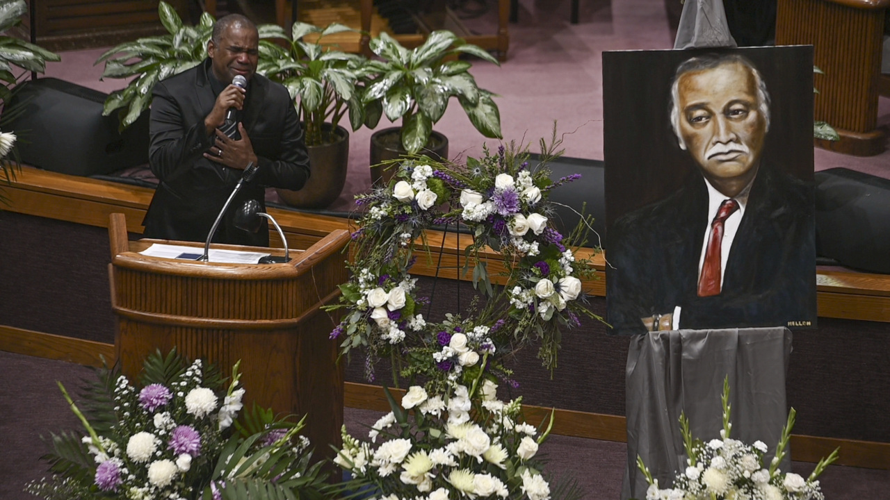 Memorial service honors William Lee, founder of Sacramento's African American newspaper