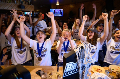 The suspense was an ESPN airball, but UC Davis thrilled to go NCAA Tournament dancing