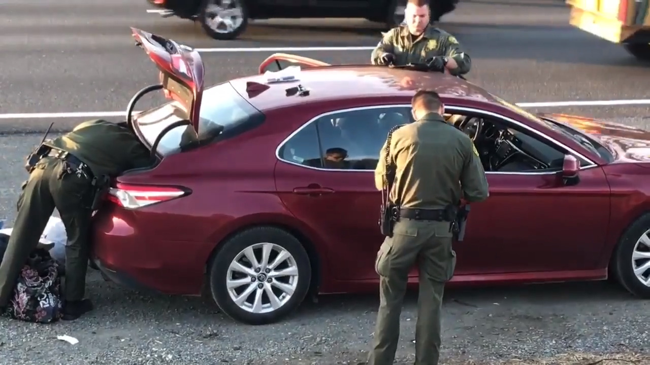 I-80 lanes shutdown in Placer County as deputies arrest driver with loaded gun, drugs
