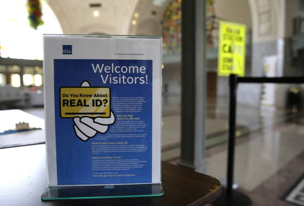 California Issues Federally Mandated Real Id Drivers License The