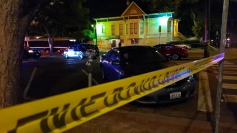 Man stabbed several times in midtown late Monday night