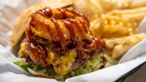 See why this Carmichael burger joint says 'your meal is more than food'