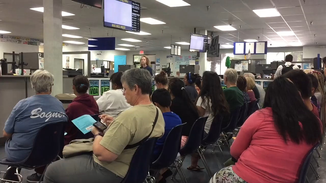 Back-Seat Driver: How to avoid long waits at California DMV